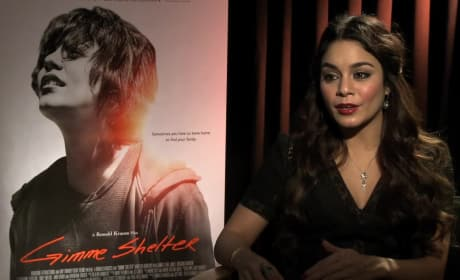 Gimme Shelter Exclusive Clips: Vanessa Hudgens Talks The Future