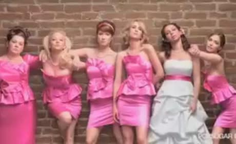 Behind the Scenes of Bridemaids