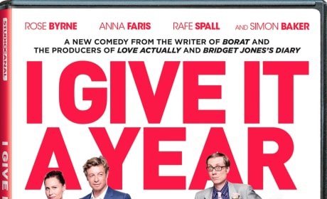 I Give it a Year DVD Review: The Anti-Rom-Com