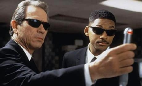 Men In Black Are Officially Coming Back Summer 2012