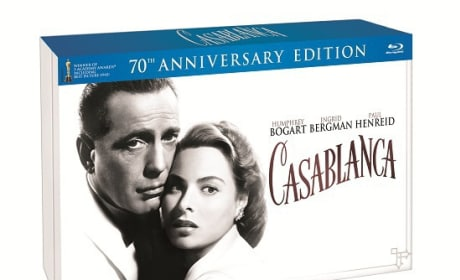 Casablanca 70th Anniversary Blu-Ray