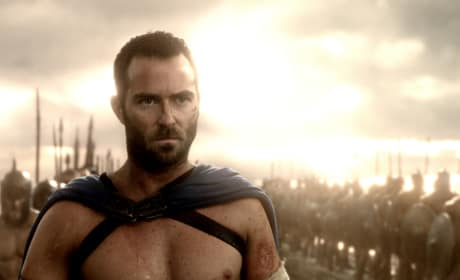 Sullivan Stapleton Stars in 300 Rise of An Empire