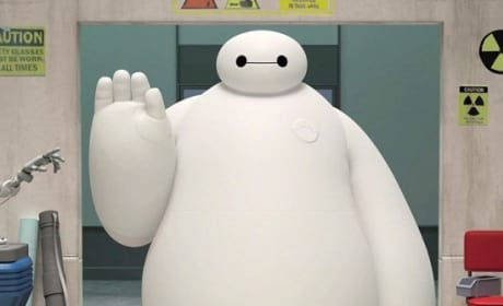 Big Hero 6 Exclusive: Meet Baymax!