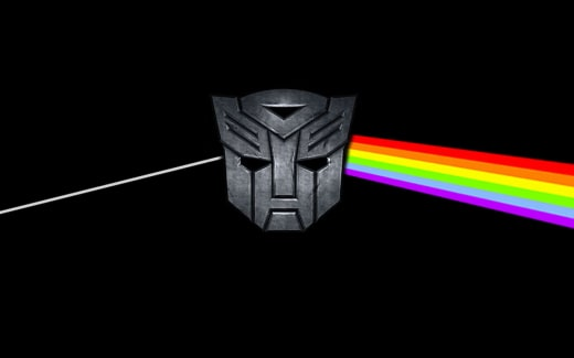 Transformers: The Dark Side of the Moon Cover