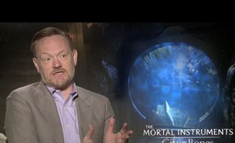 "The Mortal Instruments City of Bones: Jared Harris Likes ""The Idea of Hodge"""