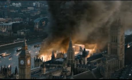 London Has Fallen Teaser Trailer: Yes, Brits, It Can Happen to You!