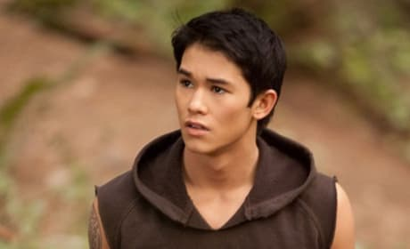 Booboo Stewart in Breaking Dawn Part 1