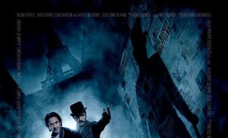 Sherlock Holmes: A Game of Shadows Final Poster Shows Shadows