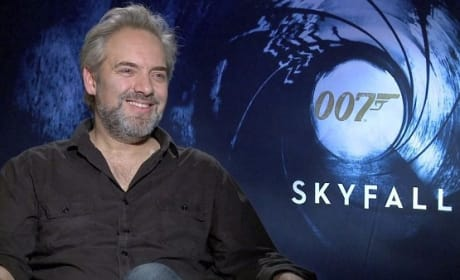 Sam Mendes to Direct Bond 24