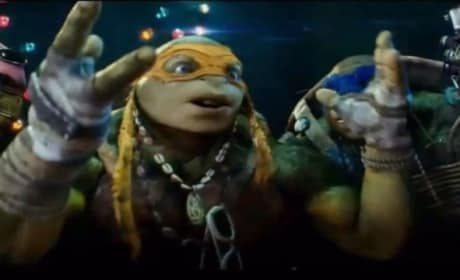 Teenage Mutant Ninja Turtles TV Trailer: The Boys Are Back!
