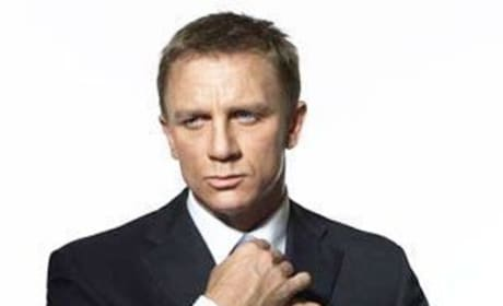 Daniel Craig Dishes on Future James Bond Movie