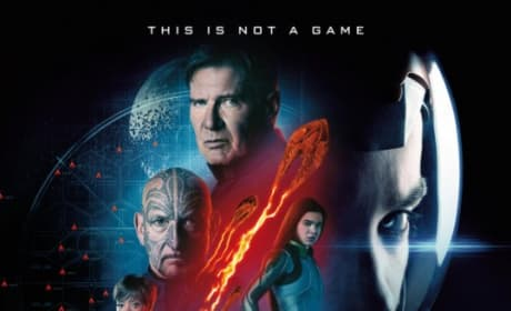Ender's Game Poster: The Gang's All Here