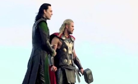 Thor The Dark World: Go Behind the Scenes