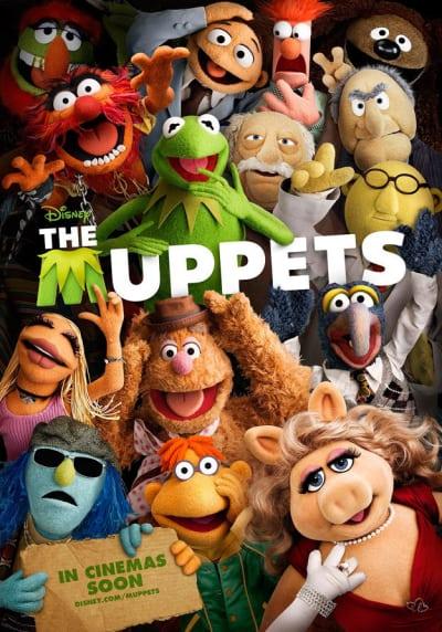 International Muppet Poster
