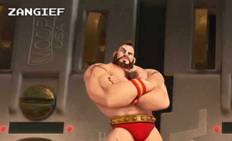 Zangief Wreck-It Ralph
