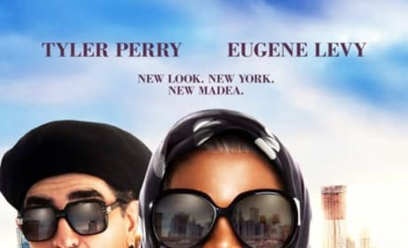 New Poster for Madea's Witness Protection: Eugene Levy In A Beret
