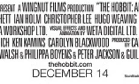 The Hobbit Credits