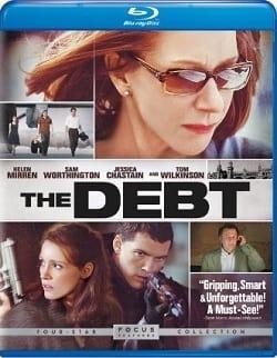 The Debt Blu-Ray