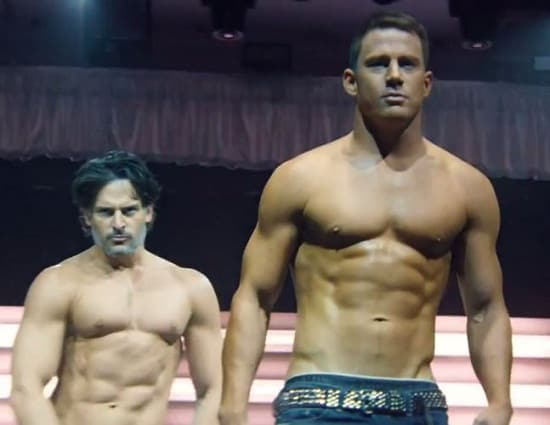 Magic Mike XXL Channing Tatum  Joe Manganiello