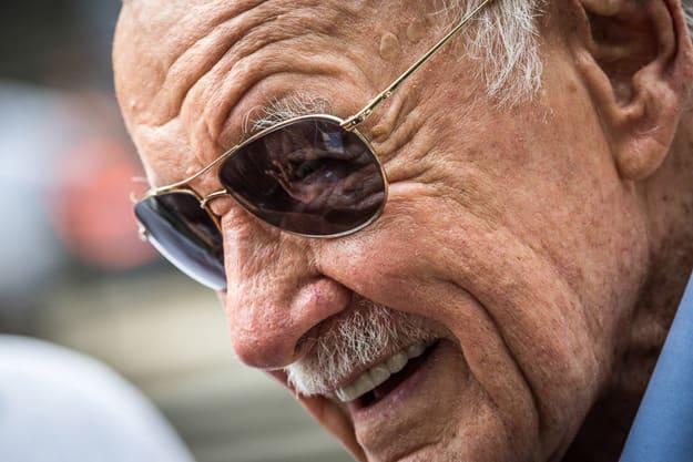 The Amazing Spider-Man 2 Stan Lee
