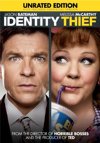 Identitiy thief dvd slash blu ray