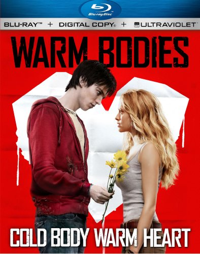 Warm bodies blu ray