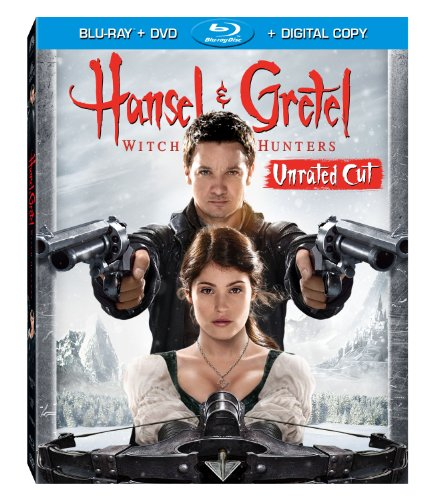 Hansel and gretel witch hunters blu ray slash dvd