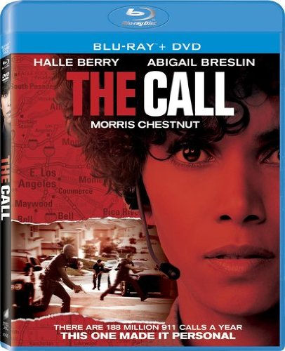 The call dvd slash blu ray combo pack