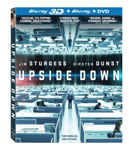 Upside down dvd slash blu ray