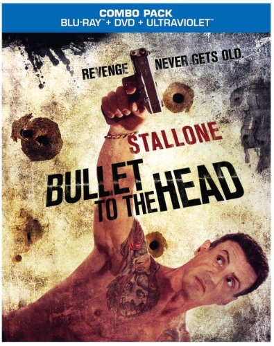 Bullet to the head dvd slash blu ray combo pack
