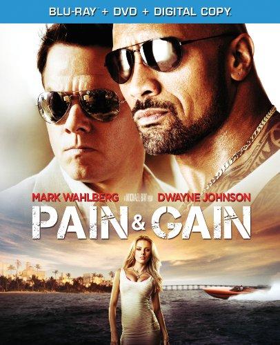 Pain and gain dvd slash blu ray combo pack
