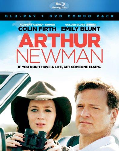 Arthur newman blu ray slash dvd combo pack