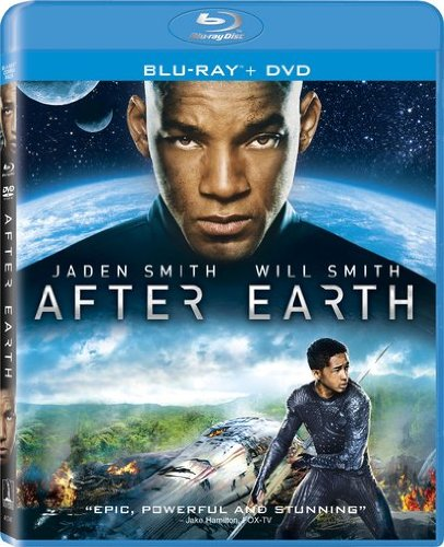 After earth blu ray slash dvd combo pack
