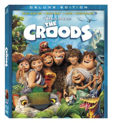 The croods dvd slash blu ray combo pack