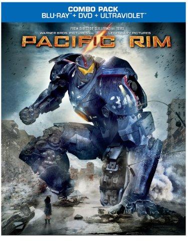Pacific rim dvd slash blu ray combo pack