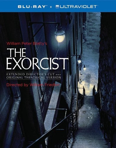 The exorcist 40th anniversary blu ray