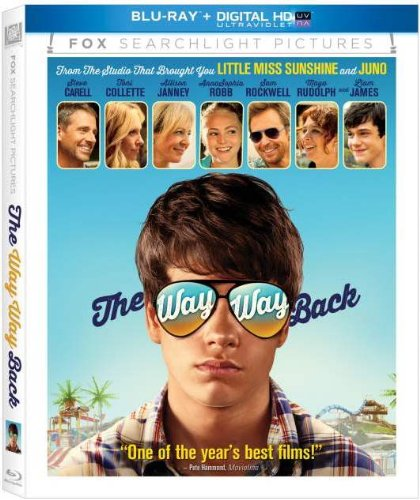 The way way back dvd slash blu ray