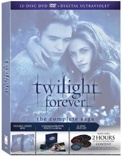 Twilight forever blu ray