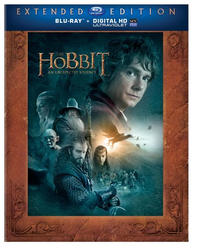 The hobbit an unexpected journey extended edition blu ray