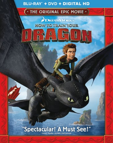 How to train your dragon collectors edition