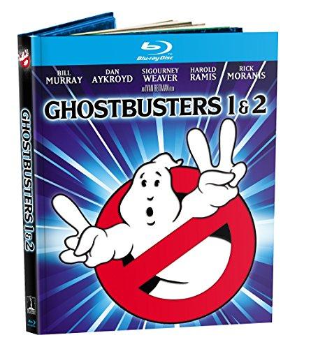 Ghostbusters 30th anniversary blu ray