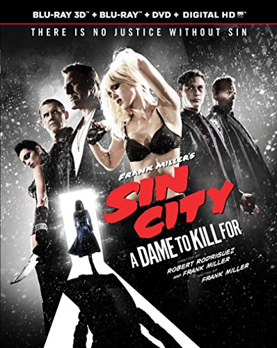 Frank millers sin city a dame to kill for