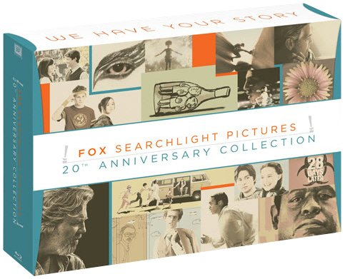 Fox searchlight 20th anniversary blu ray collection